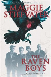 The Raven Boys_US