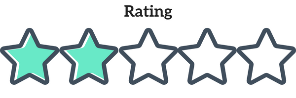 Rating-2 Stars