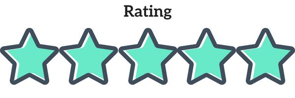 Rating-5 Stars