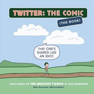 Twitter the comic the Book